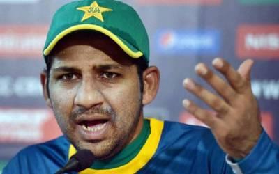 بطورکپتان ٹیم کی کارکردگی سے مطمئن ہوں، یاسرشاہ کاکم بیک ٹیم کے لئے اچھا ہوگا: کپتان سرفراز احمد