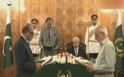 نگران وفاقی کابینہ میں 2 نئے وزراکی شمولیت