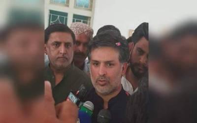 پاکستان پیپلز پارٹی کے رہنما شبیر خان بجرانی کا آزاد حیثیت سے الیکشن لڑنے کا فیصلہ