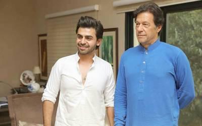 تحریک انصاف کا آفیشل گانا گانے کے لیے فرحان سعید کا انتخاب