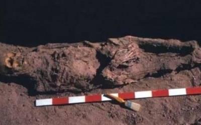 مصر کے قبرستان میں سائنسدانوں کو 3ہزار سال پرانے ڈھانچے مل گئے، ان کا تجزیہ کیا تو ایسا انکشاف کہ ہر کوئی دنگ رہ گیا، اتنا عرصہ پہلے بھی انسان کے۔۔۔