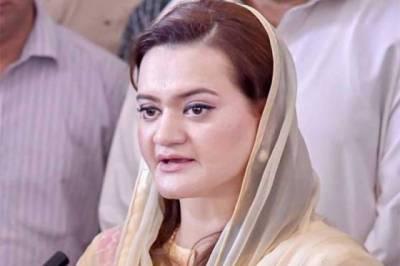 شاہد خاقان عباسی فیصلے کے خلاف اپیل دائرکریں گے:مریم اورنگزیب