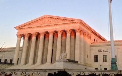 امریکا داخلے کی پابندی کا ٹرمپ کا فیصلہ برقرار، امریکی سپریم کورٹ کی توثیق