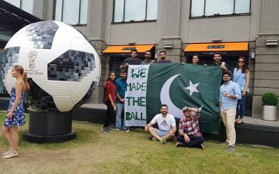 ورلڈکپ دیکھنے روس گئے 7 پاکستانی نوجوانوں نے وہاں ایسا کام کر دکھایا کہ ہر پاکستانی کا دل جیت لیا