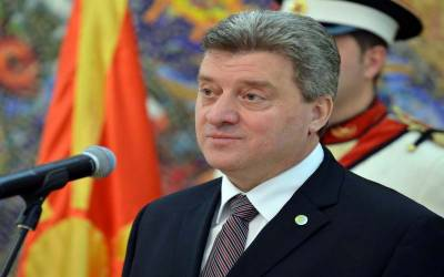 مقدونیا کے صدر نے ملک کا نام تبدیل کرنے کے قانون پر دستخط سے انکار کر دیا