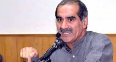 مخالفین صرف پوسٹر،بینرزکے ذریعے الیکشن مہم چلا رہے ہیں:سعد رفیق