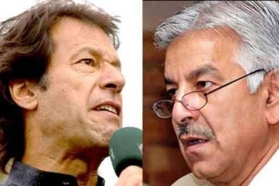'عمران خان اوناں دی ہن ۔۔۔'خواجہ آصف نے عمران خان کے بارے میں ٹویٹر پر پنجاب میں ایسا بیان جاری کر دیا کہ سن کر پی ٹی آئی کے کارکنان کا غصہ آسمانوں پر پہنچ جائے گا