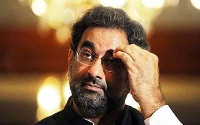 شاہد خاقان عباسی نے تاحیات نااہلی کا فیصلہ ہائیکورٹ میں چیلنج کر دیا