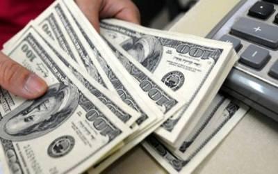 اوپن مارکیٹ میں ڈالر کی قیمت میں کمی