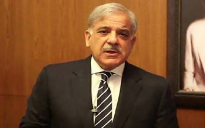 سابق وزیراعلیٰ پنجاب شہبازشریف نے این اے 250 کراچی سے کاغذات نامزدگی واپس لے لئے