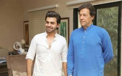 فرحان سعید کی عمران خان کے ساتھ یہ تصویر آئی تو ریحام خان نے ایسی بات کہہ دی کہ حمزہ علی عباسی کا رنگ غصے سے لال ہو جائے گا