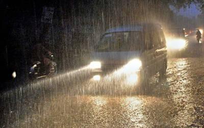کراچی واٹر بورڈ نے '' رین ایمرجنسی'' لگا دی،بارشوں سے پیدا ہونے والی ممکنہ صورتحال سے نمٹنے کے لئے خصوصی اقدامات مکمل