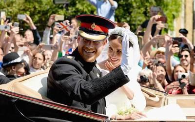 'برطانوی شہزادی میگھن مارکل نے لہسن کی وجہ سے مجھے۔۔۔' فحش فلموں کے اداکار نے برطانوی شہزادی کے بارے میں ایسی بات کہہ دی کہ ہنگامہ برپاہوگیا