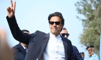 لاہورپنجاب اور پنجاب پاکستان کا فیصلہ کرے گا : عمران خان