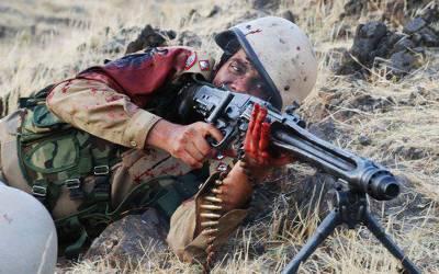 دشمن کی توپیں گولے برسا رہی تھیں اور پاکستانی فوجی درود پاکﷺ پڑھتے آگے بڑھ رہے تھے ،فتح بہت قریب تھی کہ اچانک دشمن نے ۔۔۔