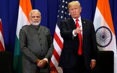 بھائیوں میں لڑائی ہوگئی، امریکہ نے بھارت پر پابندیاں لگانے کی دھمکی دے دی کیونکہ۔۔۔