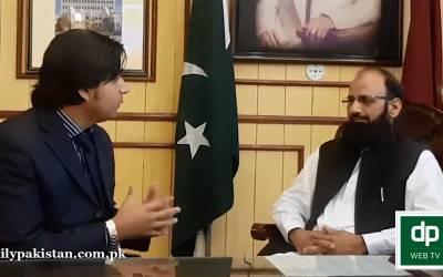 ہیڈماسٹر کا بیٹا پاکستان کی تاریخ ساز میڈیکل یونیورسٹی کا وائس چانسلر بن گیا ،وہ ایک سال کے اندر کیاکیا انقلابی کام کرنا چاہتاہے؟ جانئے