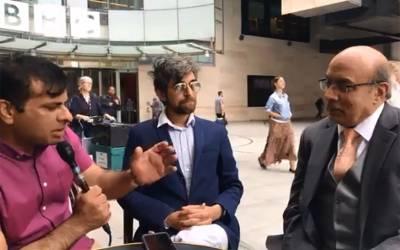 دیار غیر میں بیٹھے سینئر پاکستانی صحافی انتخابات 2018 کو کس نظر سے دیکھ رہے ہیں ؟کھلی اور بے لاگ گفتگو دیکھئے