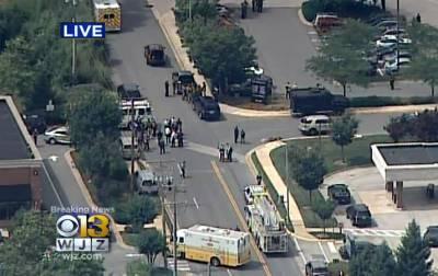 امریکی ریاست میری لینڈ کے اخبار 'کیپٹل گزٹ' کے نیوز روم میں فائرنگ، 4 افراد ہلاک، ملزم گرفتار