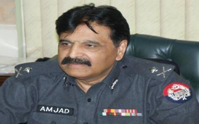 بہادراہلکاروں نے شہریوں کے دفاع کوخون دے کر ناقابل تسخیربنادیا:آئی جی سندھ امجد جاوید سلیمی