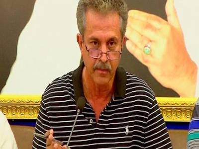 سندھ حکومت لاڑکانہ کی طرح کراچی کوتباہ کرنا چاہتی ہے، ہم نگران حکومت کے ساتھ رابطے میں ہیں : وسیم اختر