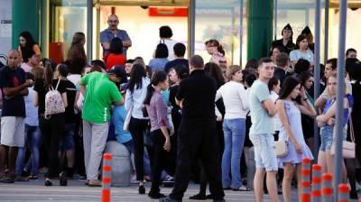 روس کے شہر سمارا میں بم کی افواہ ، 3شاپنگ مال خالی کرا لیے گئے