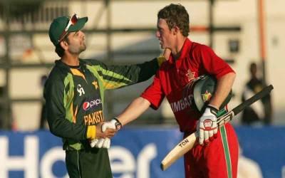 سہ فریقی سیریز :پہلا میچ پاکستان بمقابلہ زمبابوے آج ہو گا