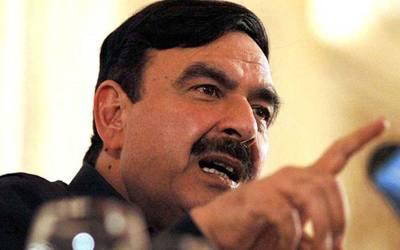 راولپنڈی میں پانی کی قلت کے کیس کا فریق بننے جا رہا ہوں،قوم کی دعائیں چیف جسٹس کے ساتھ ہیں:شیخ رشید احمد
