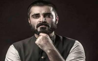 """""""شرم کرو نواز شریف ، میری دعا ہے کہ تم جیل میں سڑو کیونکہ تم کلبھوشن کے خلاف تو ایک لفظ نہیں بولا لیکن آئی ایس آئی ۔۔۔"""" حمزہ علی عباسی نے نواز شریف پر 'حملہ' کردیا"""