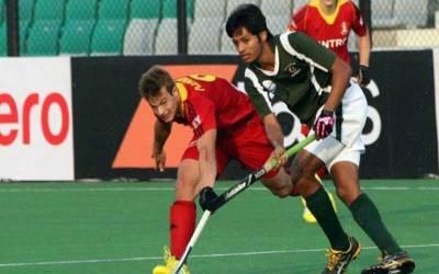 ہاکی چیمپئنز ٹرافی : بیلجیئم نے پاکستان کو4-3سے شکست دے کر پانچویں پوزیشن حاصل کر لی