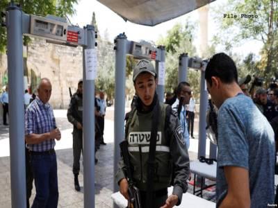 اسرائیلی حکام نے 45فلسطینیوں کو بیرون ملک سفر سے روک دیا