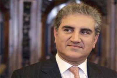 نواز شریف نے تحقیقات کے بغیر اداروں پر الزام تراشی کی : شاہ محمود قریشی