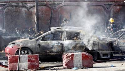 افغانستان میں خود کش دھماکا، 19 افراد ہلاک،20 زخمی