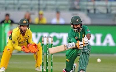سہ فریقی ٹی ٹوئنٹی سیریز فائنل:آج پاکستان آسٹریلیا کے مدمقابل میدان میں اترے گا
