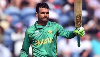 فخر زمان کے 91 رنز کی بدولت پاکستان نے آسٹریلیا کو شکست دے کر ٹرائی اینگولرسیریز اپنے نام کر لی