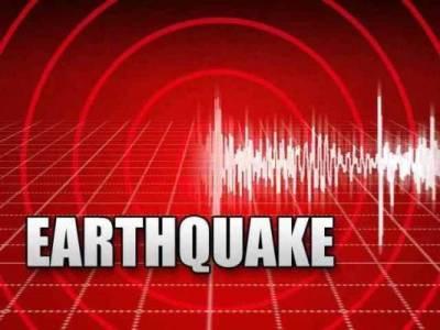 سوات اور گردو نوح میں زلزلے کے جھٹکے