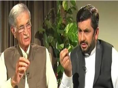 پرویز خٹک نے صحافی سلیم صافی کو پونے 2 لاکھ روپے کی چائے پلادی، ایسا انکشاف کہ ہرکوئی حیران پریشان رہ گیا