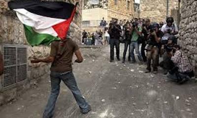 مقبوضہ فلسطین میں صحافتی حقوق کی پامالیاں