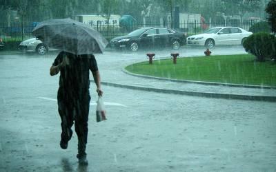 ملک بھر میں مون سون بارشوں کا سلسلہ آئندہ 48 گھنٹوں میں شروع ہونے کا امکان