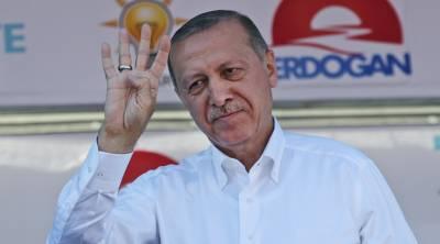 ترک صدر رجب طیب اردگان نے بھی نوازشریف والا کام کر دیا