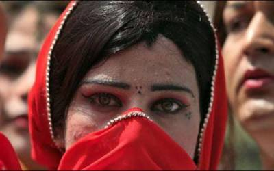 پاکستان کےخواجہ سرائوں نےانتخابی جنگ شروع کردی