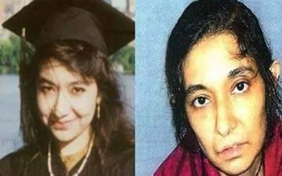 عمران خان کا ڈاکٹر عافیہ صدیقی کو وطن واپس لانے کا اعلان
