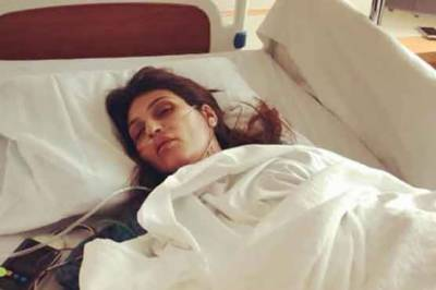 معروف اینکر پرسن اقرارالحسن کی پہلی بیوی امریکی ہسپتال میں زیرعلاج ہونے کا انکشاف، وجہ کیا بنی؟ جان کر آپ کو بھی شدید دکھ ہوگا