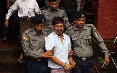 روہنگیا بحران کی رپورٹنگ کرنے والے 2 صحافیوں کو مقدمے کا سامنا