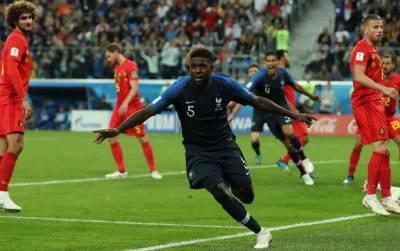 فرانس سیمی فائنل میں بیلجیئم کو شکست دے کر فائنل میں پہنچ گیا