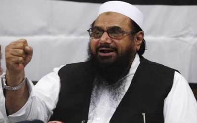 ملک میں سیاسی غلامی کا سیاہ باب ختم ہونے کو ہے:حافظ محمد سعید