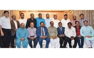 کویت میں منعقدہ مینگو فیسٹول 2018کے کامیاب انعقاد پر پاکستان بزنس سنٹر کویت کی جانب سے پاکستانی میڈیا نمائندگان کے لیے عشائیہ کا اہتمام