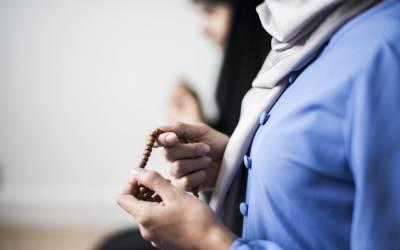 ''شوہر بہت لڑتاہے'' امریکہ میں شادی کرنے والی خاتون کے لئے روحانی تسبیح جو اسکے شوہر کو سدھار سکتی ہے