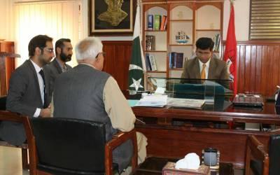 سیکرٹری خزانہ کیس کی ریکوری بلوچستان تاریخ کی سب سے بڑی ریکوری ہے:ڈی جی نیب بلوچستان