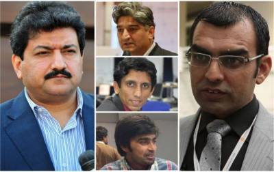 """""""ان 5 صحافیوں کو مارنے کیلئے دہشت گرد افغانستان سے پہنچ گیا ہے"""" خفیہ ایجنسی نے کن صحافیوں کے نام دیدیئے؟ جان کر پاکستانیوں کو یقین نہیں آئے گا"""